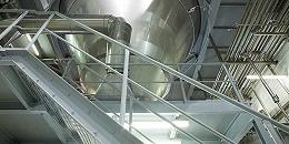 河北宝塔医疗器械不锈钢管道系统案例