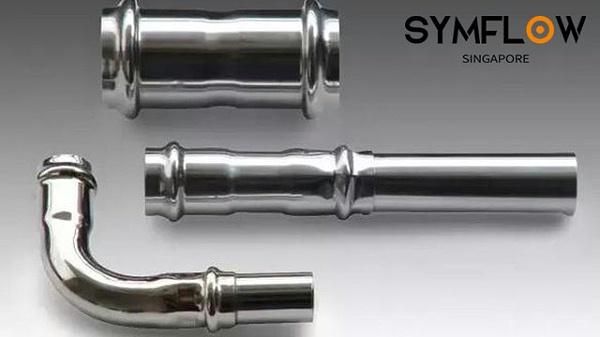 卡压式不锈钢管件原理及特点