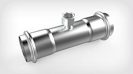 使用薄壁不锈钢管件的优势?