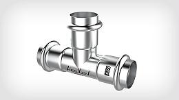 卡压式不锈钢管件的性能特点与原理