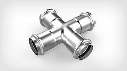 不锈钢管道系统究竟有几种连接方式?