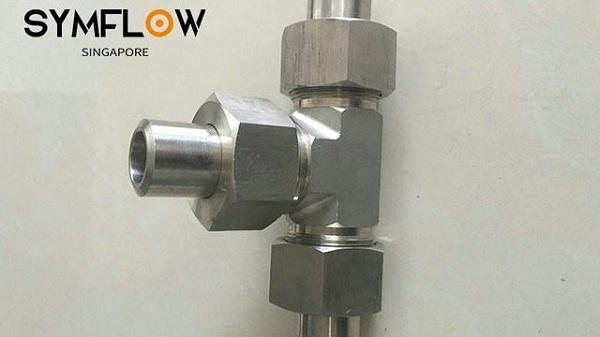 不锈钢管接头的优点