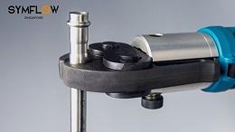 薄壁不锈钢双卡压管件要用什么工具进行安装?